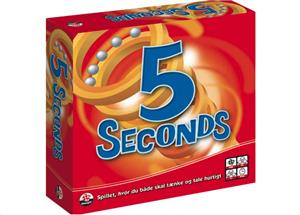 Image of   5 Seconds