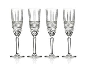 Image of   Lyngby Glas, Champagneglas Brilliante